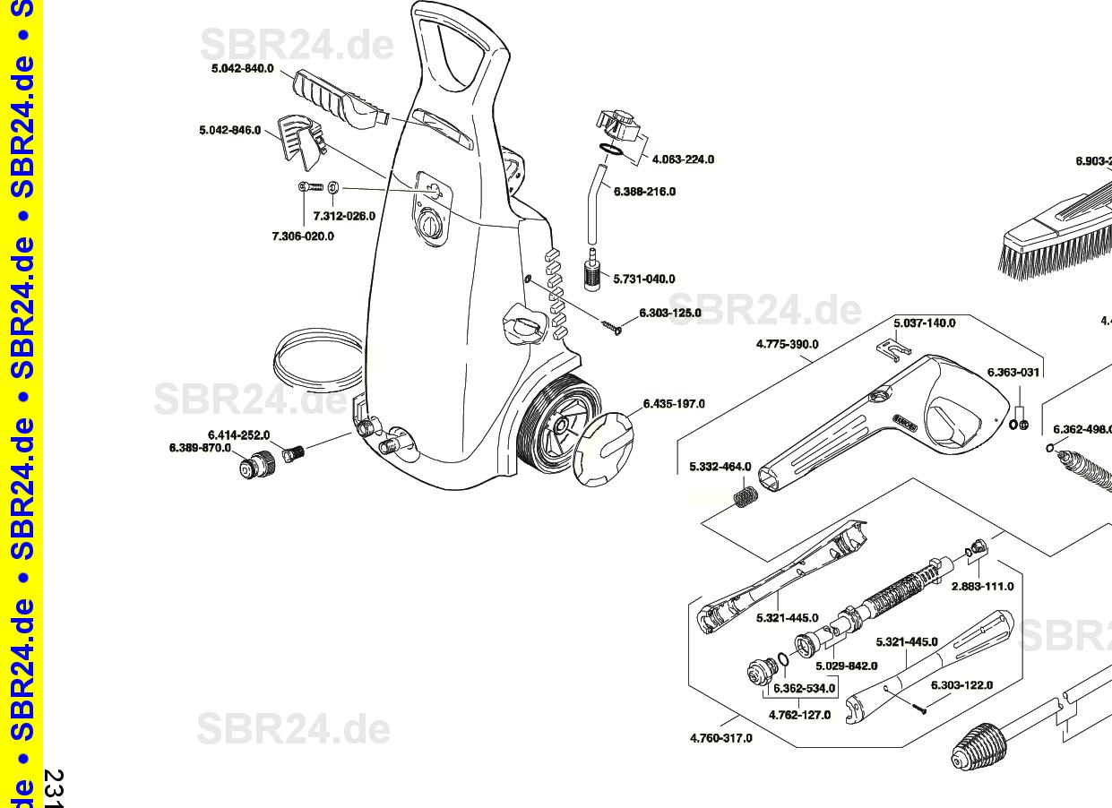 Karcher K4 91 Manual
