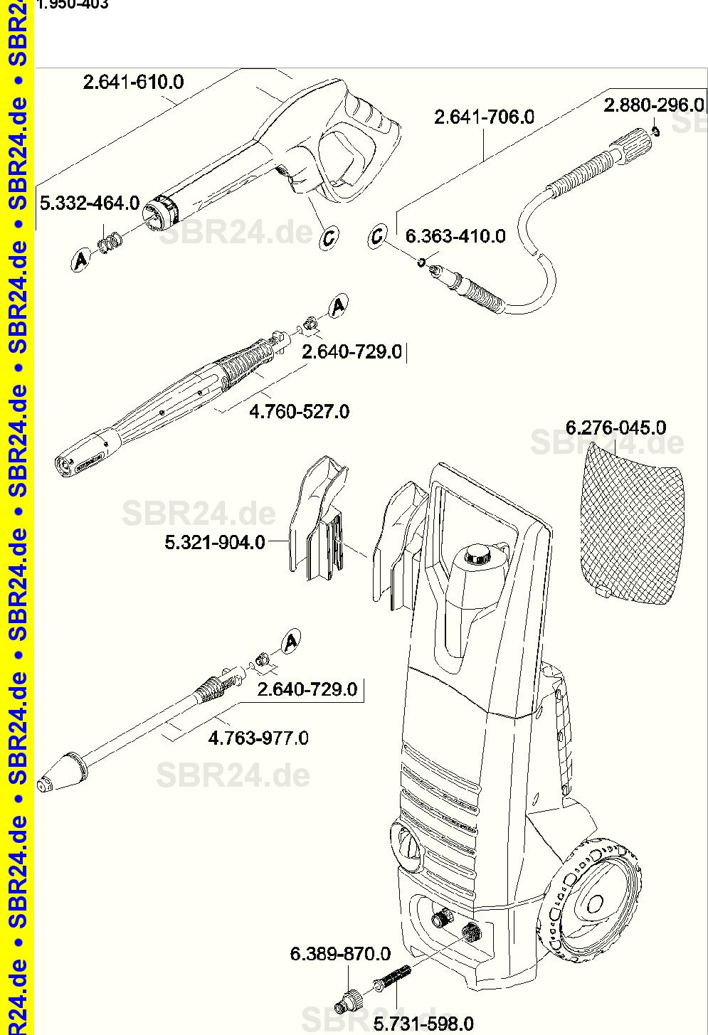 k rcher ersatzteile k md plus t300 eu. Black Bedroom Furniture Sets. Home Design Ideas
