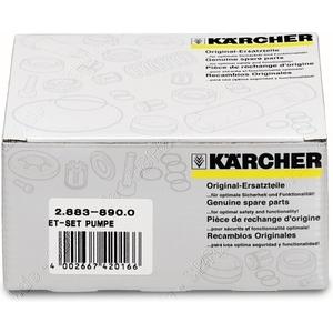 Dichtsatz für Kärcher HDS 890        Reparatursatz Pumpe  für Kärcher HDS 890